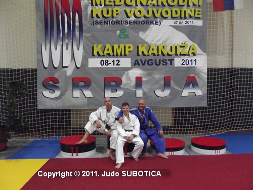 Judo Subotica Kamp Kanjiza