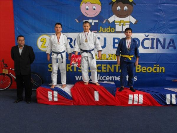 Judo Subotica Nemanja Milovanovic