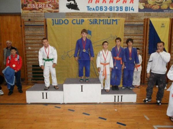 Judo klub Subotica Luka Franovic