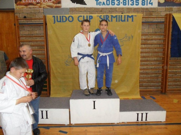 Judo klub Subotica Nemanja Milovanovic