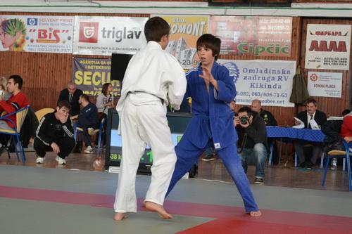 Luka Franovic Judo Subotica 1