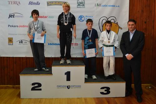 Luka Franovic Judo Subotica 2