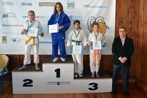 Mila Franovic Judo Subotica 2