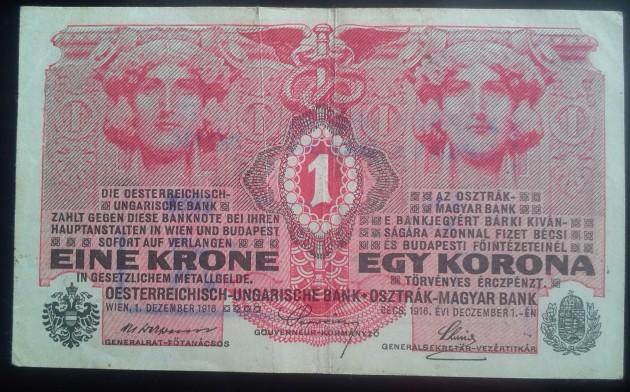 1-kruna-Austrougarska