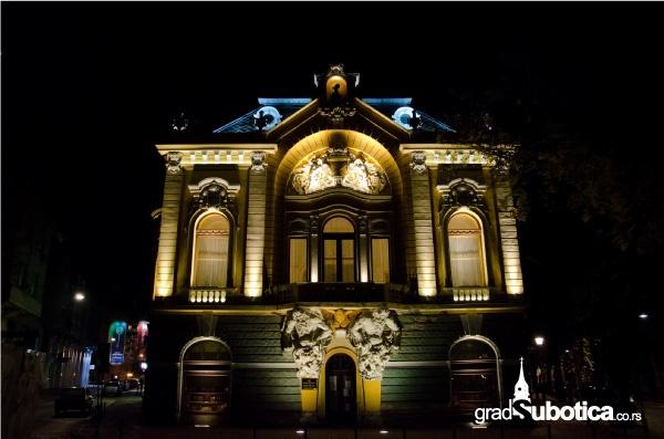 Bibliotek-Subotica
