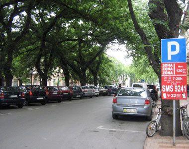 parking subotica