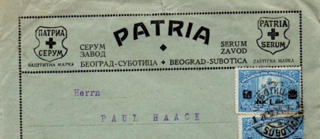serum patria