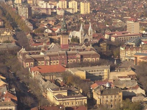 Subotica pogled