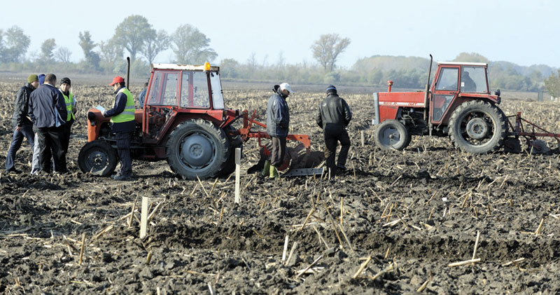traktoristi
