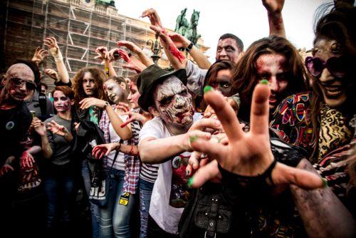 zombie belgrade
