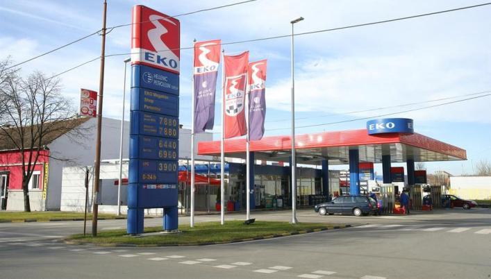 benzinska pumpa Subotica