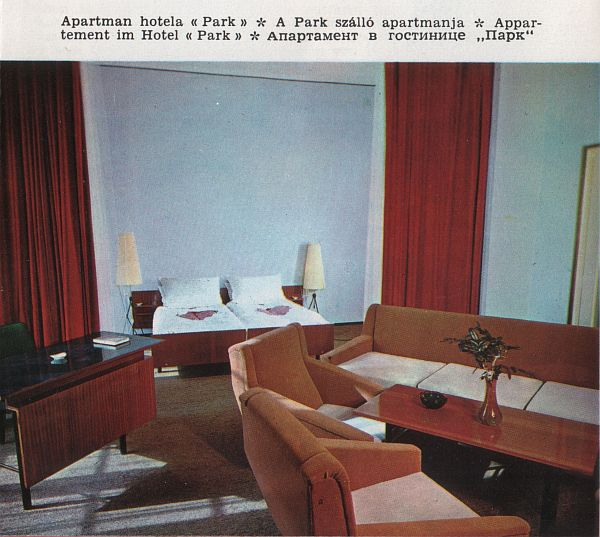 hotel na palicu 1969