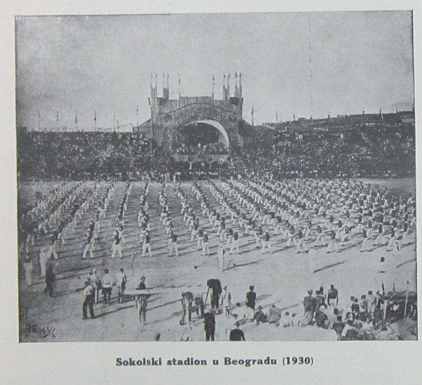 sokolski stadion u beogradu