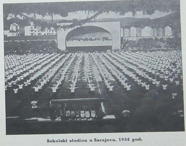 sokolski stadion u sarajevu
