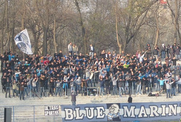 blue marines subotica