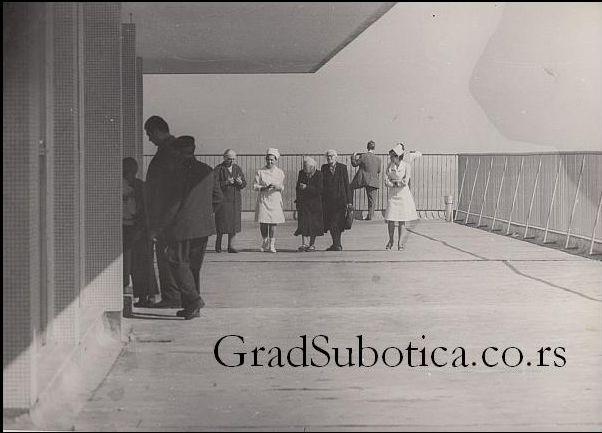 bolnica subotica 1971_