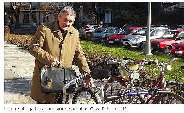 geza babijanovic