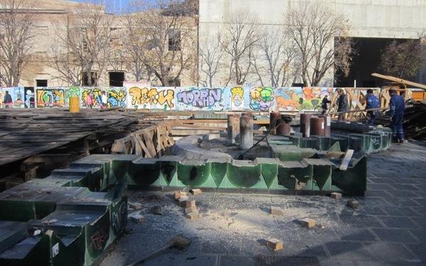 zelena fontana 0