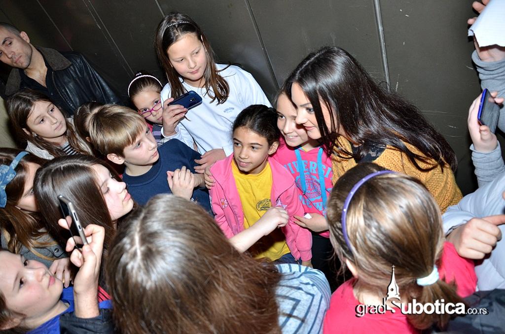 Hala sportova - humanitarni dan za Biljanu (14)