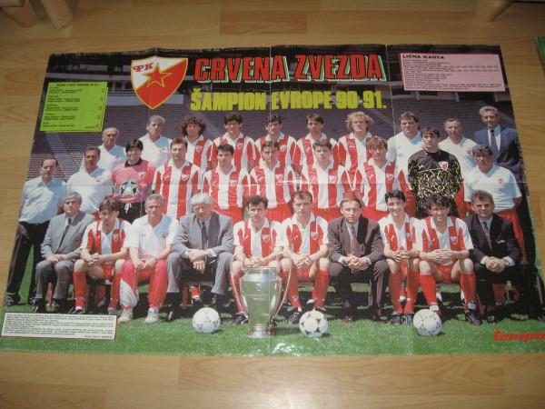 Poster-Crvena-Zvezda-Sampion-Evrope-1991_