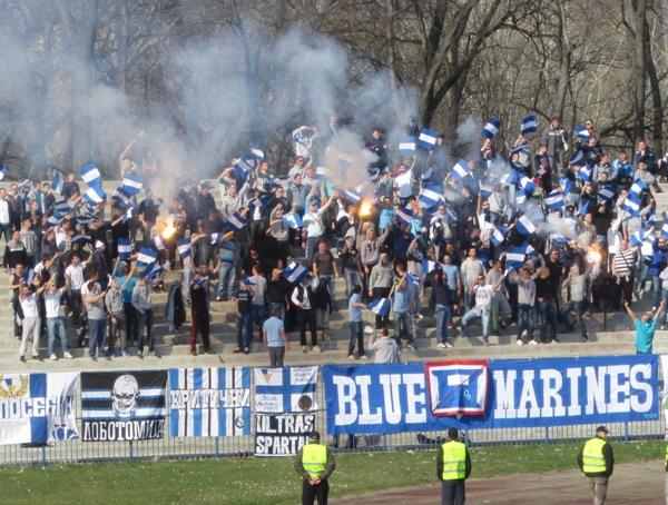 spartak blue marines 2