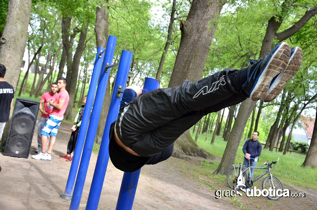 Dudova suma - Street workout (5)