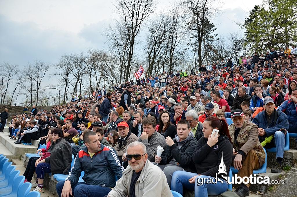 Spartak - Crvena Zvezda (1)