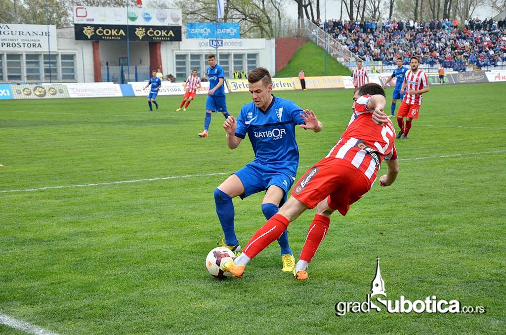 Spartak - Crvena Zvezda (104)