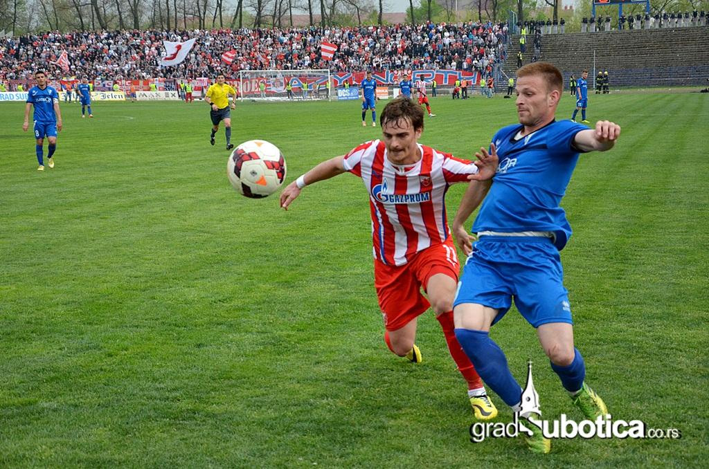 Spartak - Crvena Zvezda (54)