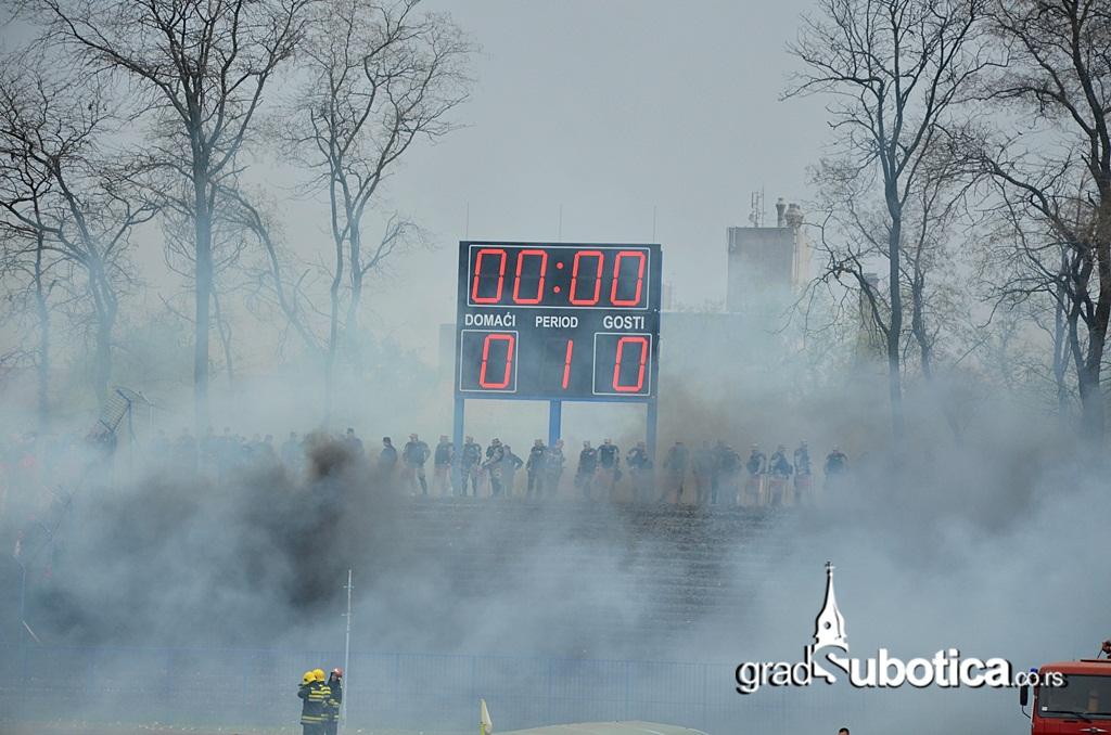 Spartak - Crvena Zvezda (6)