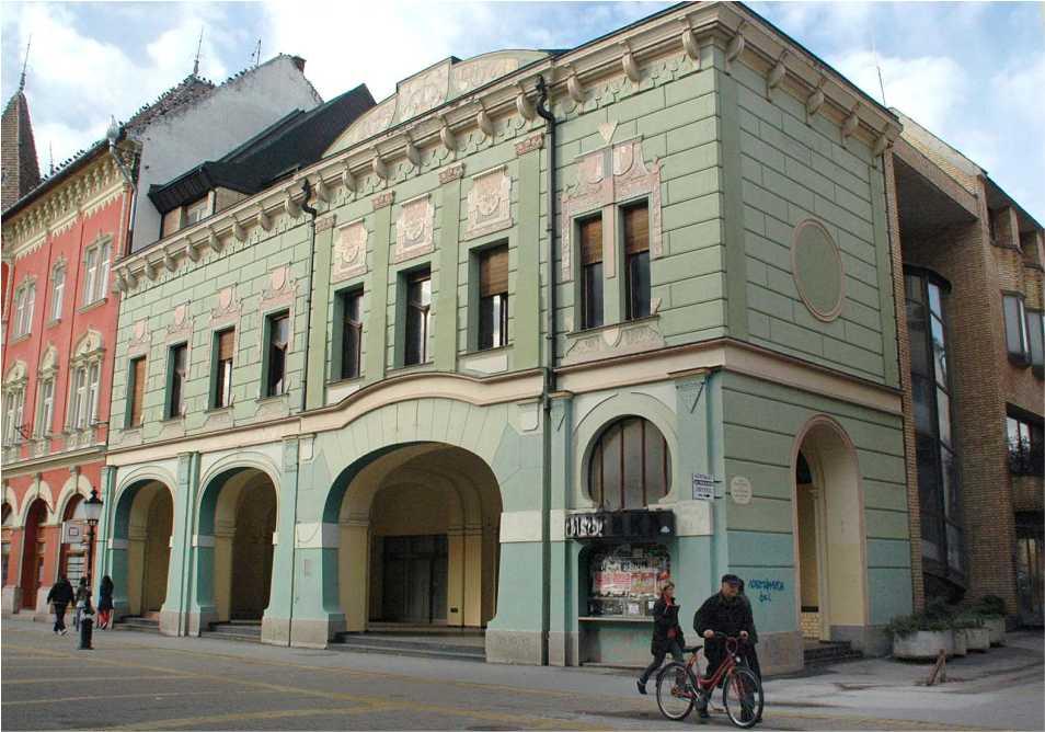 dom vojske subotica