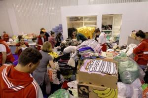 humanitarna pomoc poplave