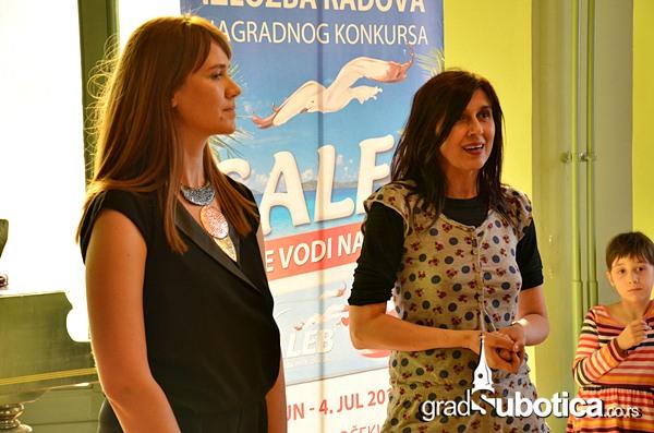Likovni susret - Galeb - Pionir (1)