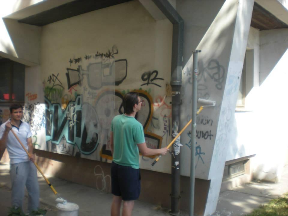 anti grafiti