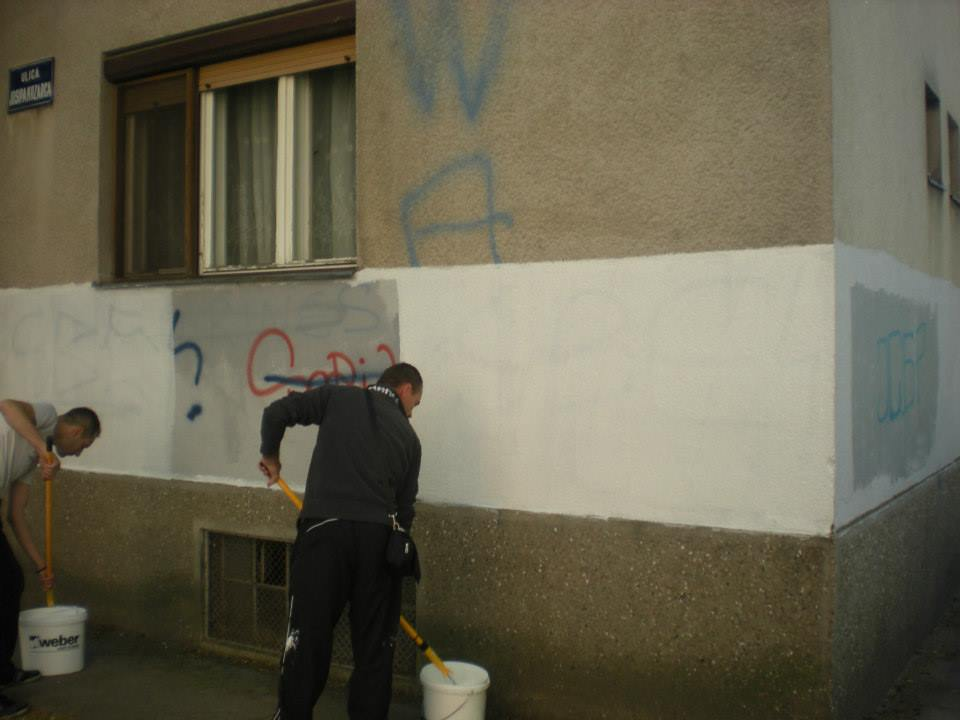 centar grafiti