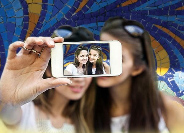 selfie secesija