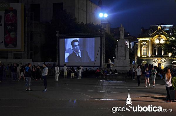 Filmski Festival Palic 2014 - Klasici na trgu (1)