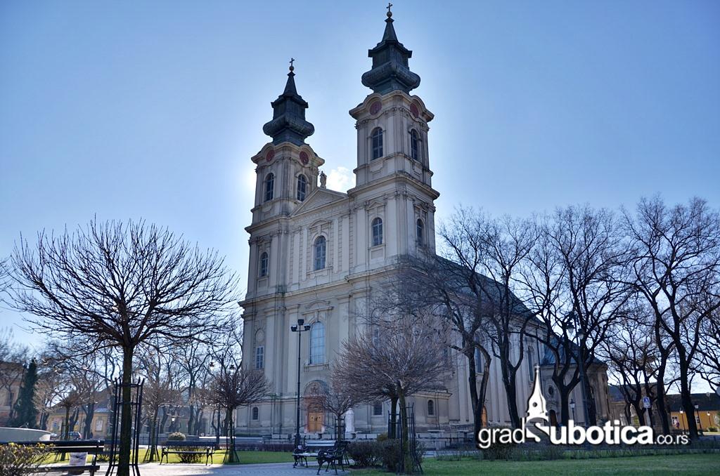 Crkva sv Terezija biskupija subotica