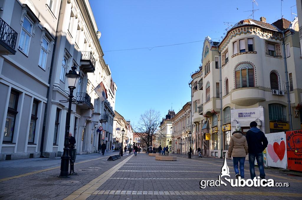 Korzo centar Subotica