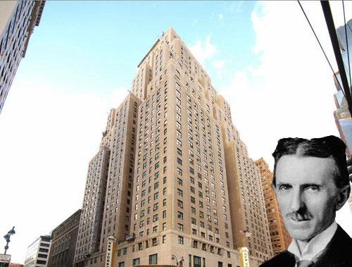 nikolatesla_newyorker hotel