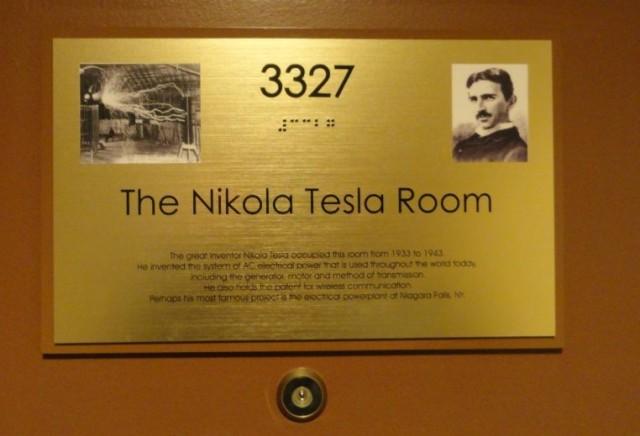 tesla room