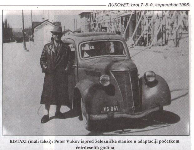stari taxi