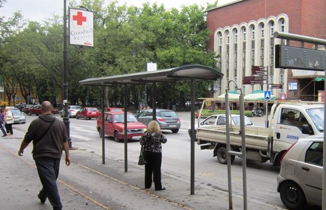 autobusko stajaliste