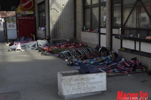 izbeglice autobuska stanica