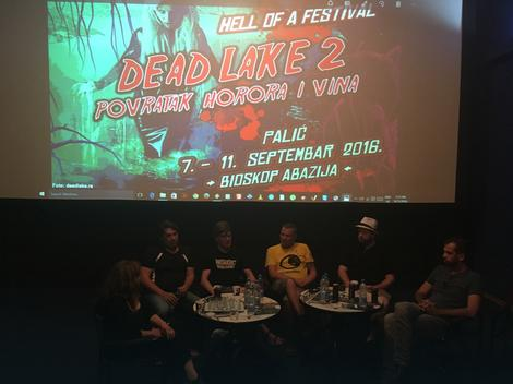 dead lake festival