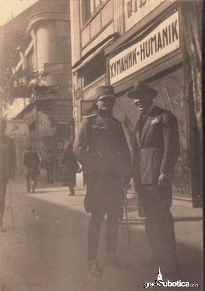 1924-Subotica-oficir