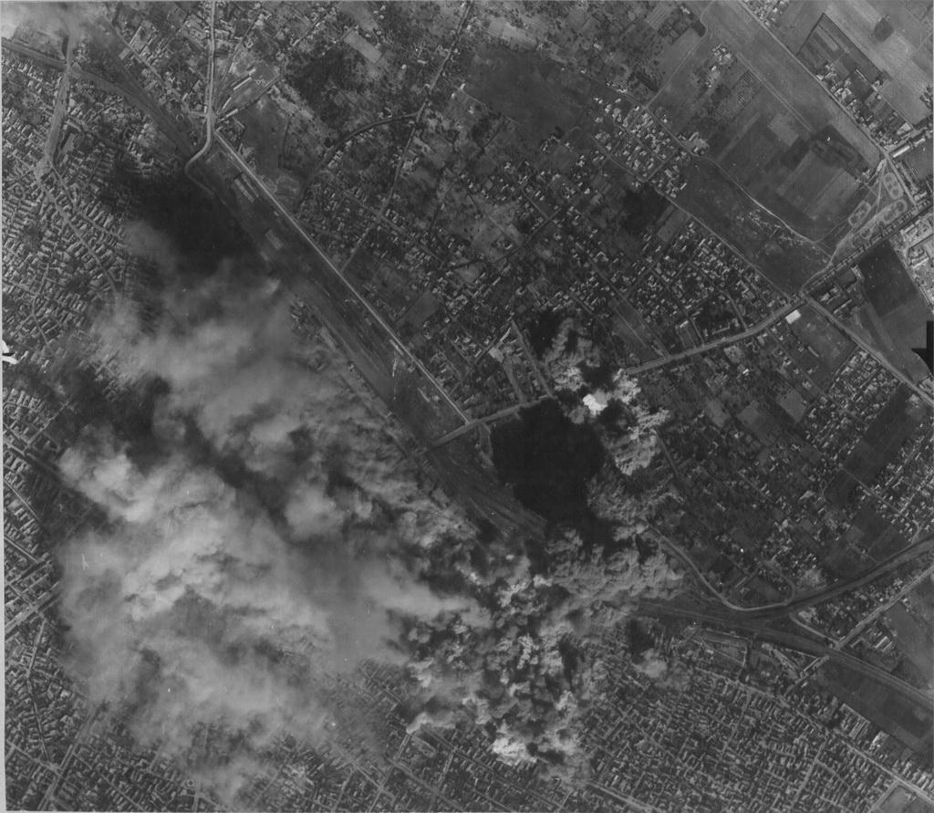 bombardovanje subotice