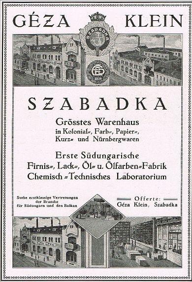 Historische Original Reklame von 1917