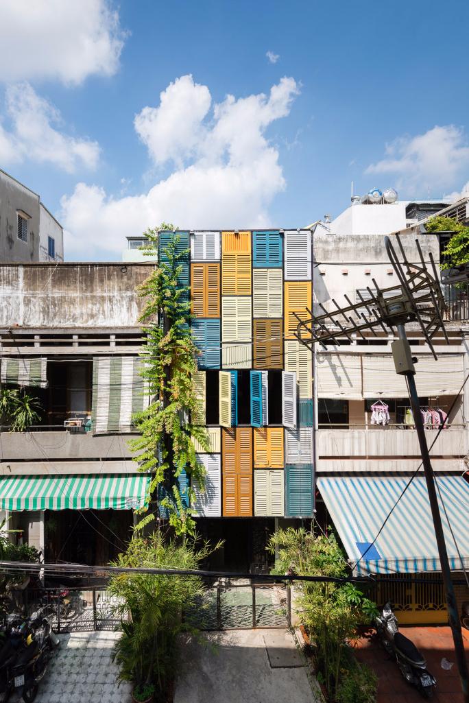 Vegan kuća Vijetnam 1