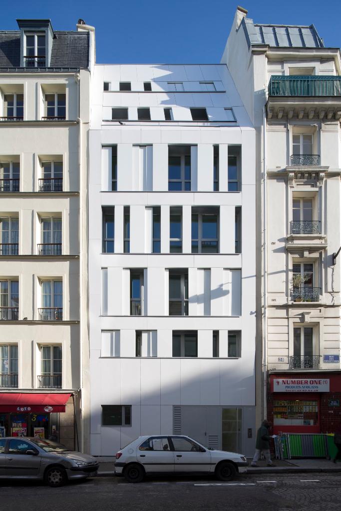 Rue des Poissonniers Housing Pariz 1